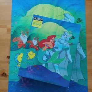 The Little Mermaid 200 Piece Puzzle